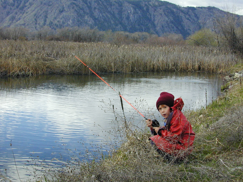 Lakes open to fishing april 27 methow valley news for Fishing season washington