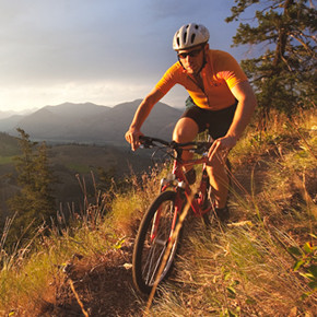 Singletrack Solstice brings in lots of bikers