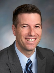 Washington State Rep. Brad Hawkins, R-East Wenatchee