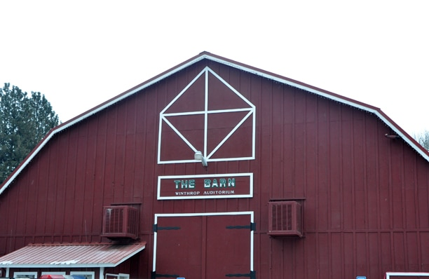 The Winthrop Barn