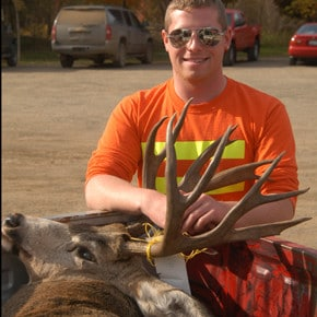 More older bucks highlight local deer season take