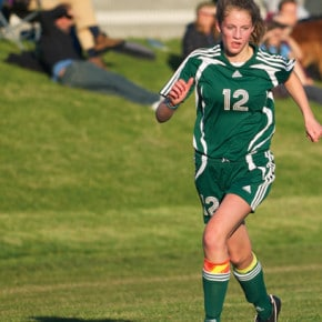 Soccer girls edge Hornets; fall to Fillies