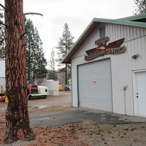 Aero Methow, Winthrop agree to renew lease