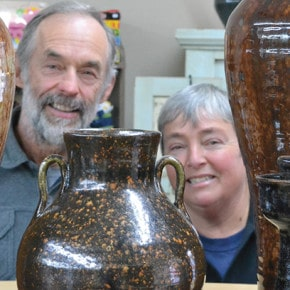 Almquists' Old Time Pottery to close