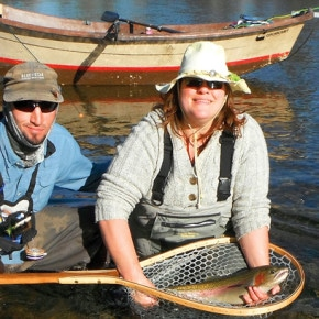 Methow steelhead fishery will continue