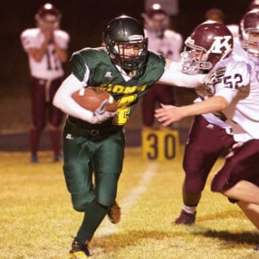 Mountain Lions contain Kittitas Coyotes, 48-8