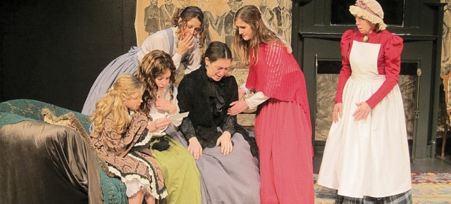 Alcott's Little Women at The Merc: