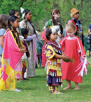 Heart of the Methow.  Powwow at TwispWorks on Saturday from 10 a.m. to 7 p.m. File photo by Laurelle Walsh