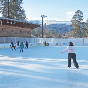 'Guaranteed ice' is goal of fundraising effort for Winthrop rink