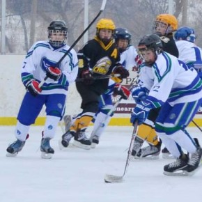 Winter Classic hockey tournament gallery