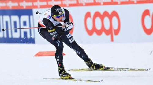 Erik Bjornsen. Photo by Sarah Brunson, U.S. Ski Team