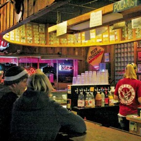 Antlers Saloon & Cafe: The end in photos
