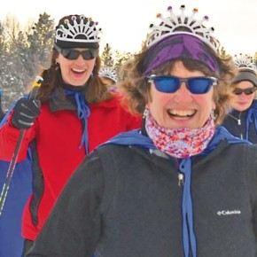 Ski for Women still on, but as a walk this year