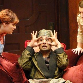 Imaginary Invalid pokes fun at human foibles