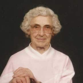 Minnie Campbell1921 – 2014