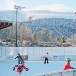 Winthrop ice rink project gets a $75,000 boost