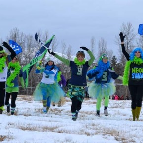 The Seagals. Photos by Laurelle Walsh