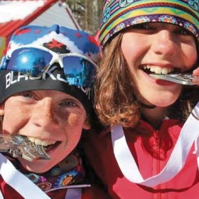Young XC skiers win a dozen firsts at BC Championships