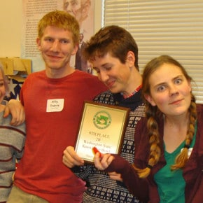 Knowledge Bowl team wins ninth place at state