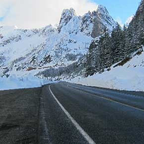 North Cascades Highway clearing to start March 31