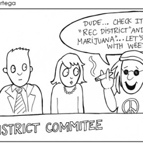Rec District
