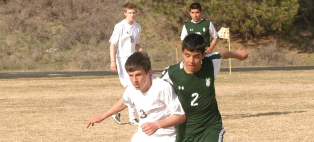 Soccer squad wins two after first league loss