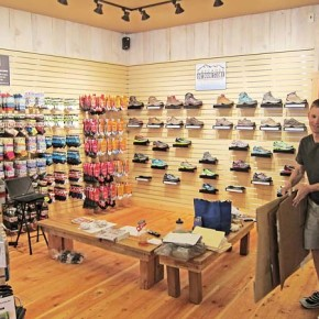 Cascades Outdoor Store nominated for national award