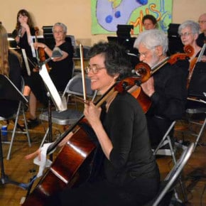 Small ensembles featured in Cascadia concert