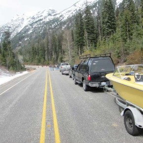 N. Cascades Highway to be closed for repairs next week