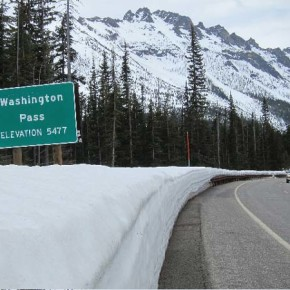 North Cascades Highway re-opened (again) this week