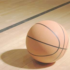 Sign up for three-on-three basketball