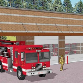 Proposed new fire station is topic of public meetings