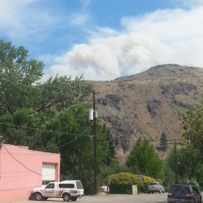 THURSDAY METHOW VALLEY FIRES UPDATE: Evacuations continue as flames spread; public info meeting tonight in Twisp