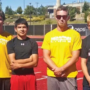 LBHS gridders attend EWU camp