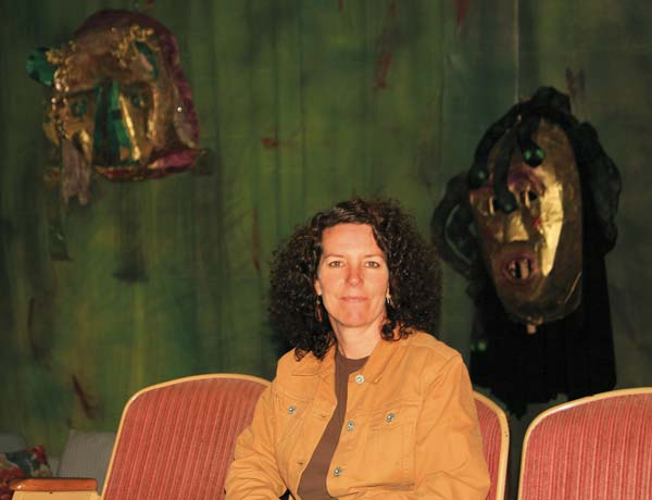 Jane Hubrig is the managing director of The Merc Playhouse. Methow Valley News file photo