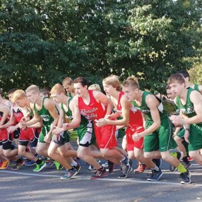 Liberty Bell XC teams do well at Asotin Island Invitational