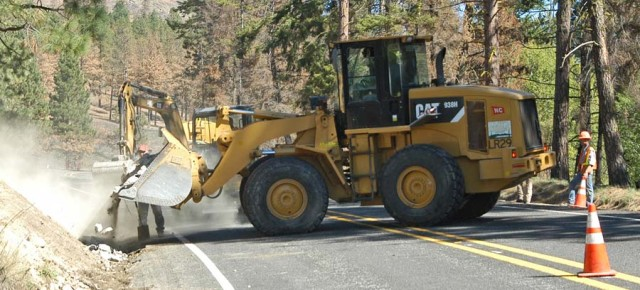Detours will continue as repairs made on state highways