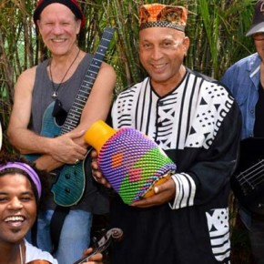 Mezcla heats up the valley with Afro-Cuban rhythms