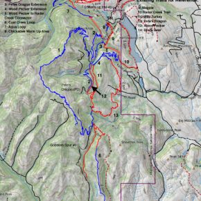 Sun Mountain trails project begins soon