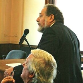 Judge: No conspiracy by county commissioners in Three Devils Road case