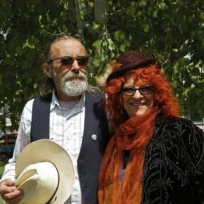 '49er Grand Marshal & Lady put down roots in the Methow
