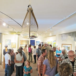 Art Walk turns Twisp into a stroller's delight on Saturday