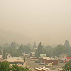 Smoky air sends local athletes indoors to catch a breath of fresh air