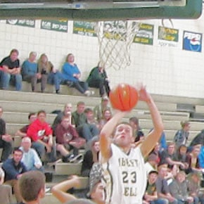 Mountain Lion boys win two at home, lose on the road