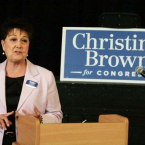 Brown brings 'Big Table Tour' to Okanogan County in campaign for 4th District seat