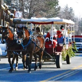 Christmas at the End of the Road offers two days of seasonal fun