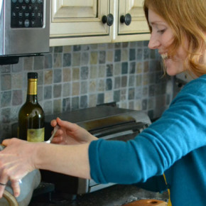 New cookbook asks 'What nourishes you?'