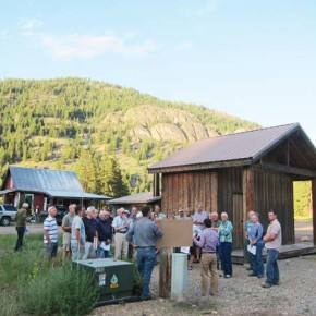 Mazama Corral plan to add parking and more at trailhead
