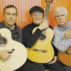 Local guitarists showcased in Cascadia concert on Saturday