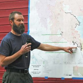 Diamond Creek Fire: What you need to knowSept. 14 update